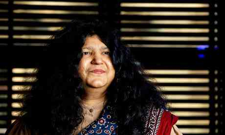 Abida Parveen - Photo by Christopher Thomond for the Guardian